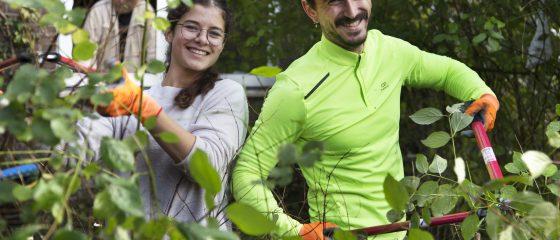Social Handprint Sociaal Tuinieren op MAEX