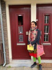 Succesvolle bollenplant-actie voor de Heggerankweg, Amsterdam-Noord