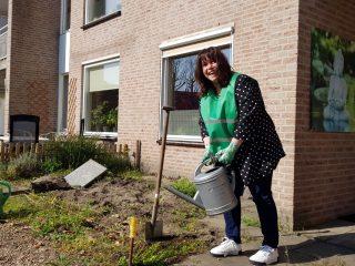 Minder tegels en meer planten in de gemeente Winterswijk