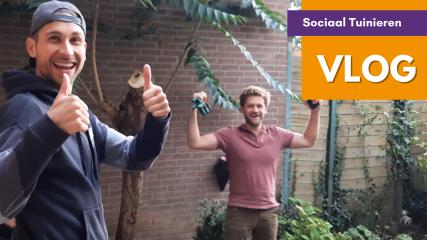 Vlog uit Barendrecht // snoeien en beplanten