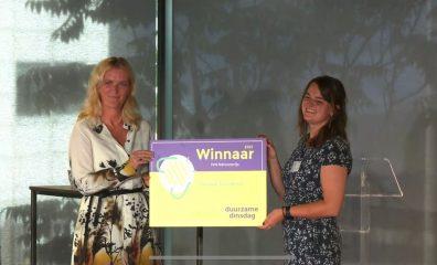 2 prijzen voor Sociaal Tuinieren op Duurzame Dinsdag